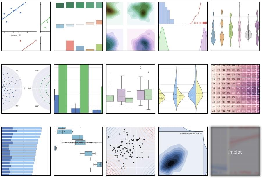 Python Seaborn wizualizacja danych na sterydach
