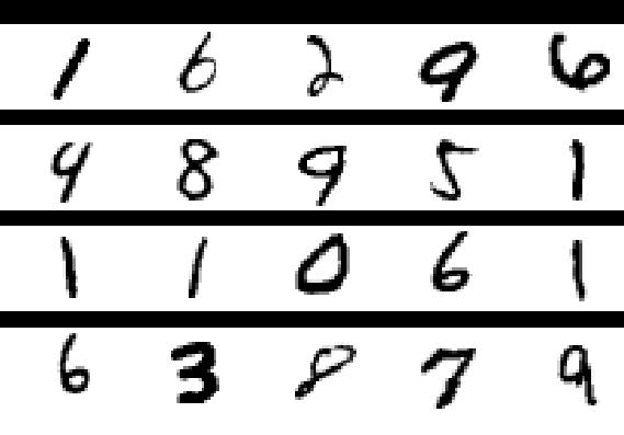 MNIST i SVM klasyfikacja ręcznie pisanych cyfr
