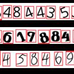 Sieć konwolucyjna do rozpoznawania ciągu cyfr część 2