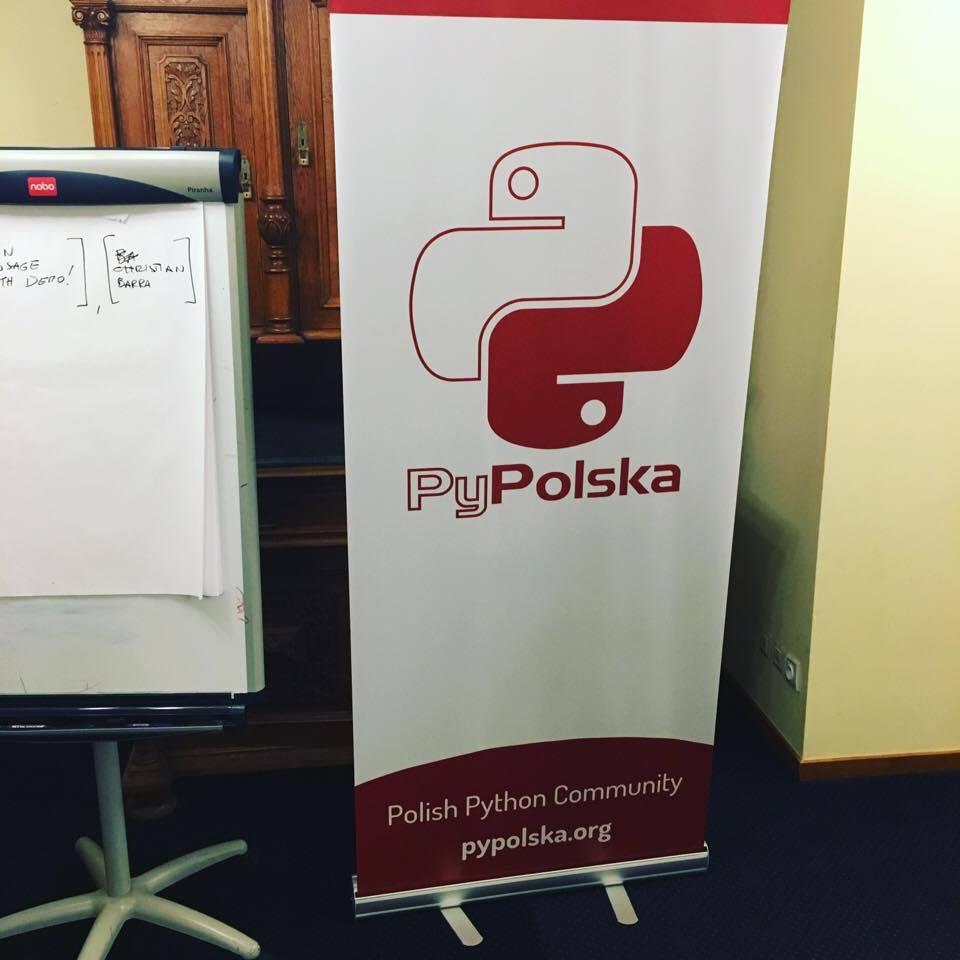 PyConPL 2017 – siła społeczności python'a